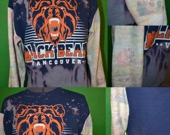 Vancouver Bears Bleach Dye Jersey (Unique)