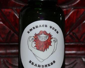 Beard Oil - Isle of Beard Scent - 30ml (1oz) bottle