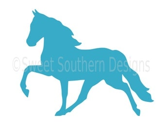 Horse SVG instant download design for cricut or silhouette