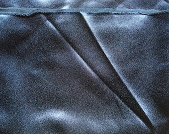 Royal Blue polyester Satin