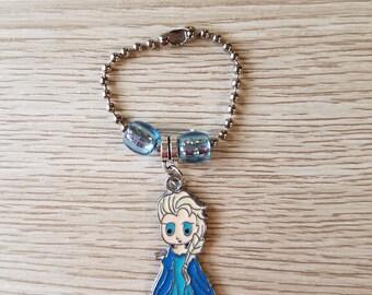8 Pieces -Elsa, frozen Zipper Pull Party Favor
