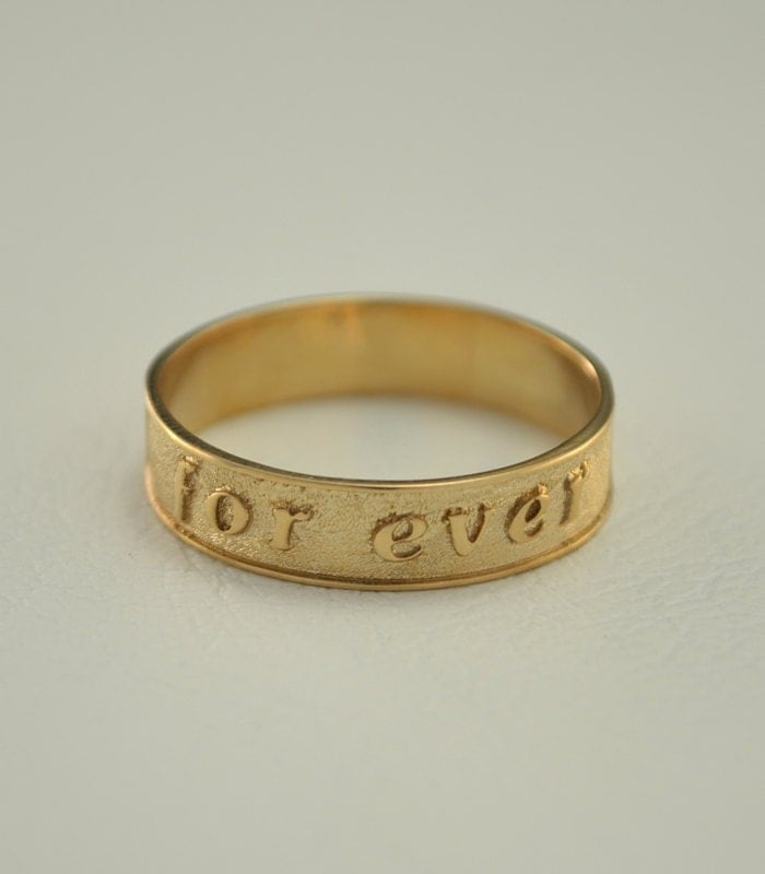 for promise ring unique wedding band by weddingringsstore