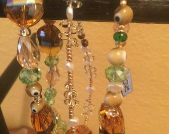 Three beautiful bracelets
