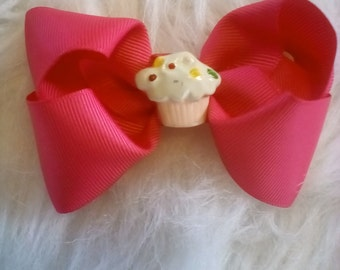 Little girls hair bow