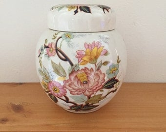 Vintage Sadler Ginger Jar from 1980s