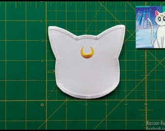 Sailor Moon - Artemis Patch