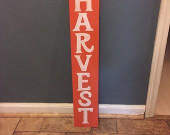 Harvest Wood Sign, Fall Decor, Harvest Pallet Sign, Rustic Fall Sign, Rustic Wall Decor, Wall Decor, Harvest Sign, Rustic Wood Sign