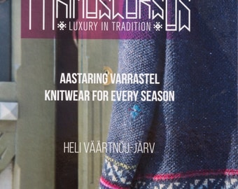 "Book ""Luxury in Tradition - Knitwear for every Season"""