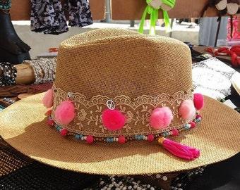 Hat pompons