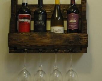 wall mounted wine rack rustic wine rack pallet wine rack reclaimed wood wine