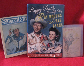 Roy Rogers and Dale Evans Books