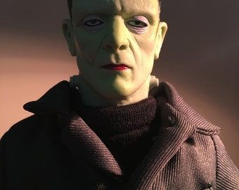 1998 12'' posable Frankenstein from Kenner
