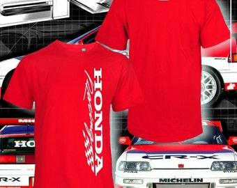 HONDA RACING T Shirts