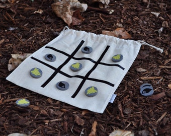 Camp Themed Tic Tac Toe