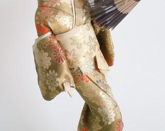 Vintage Nishi Doll Ltd Co Geisha Girl