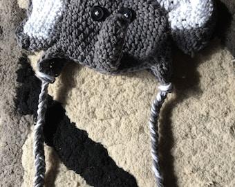 Elephant Baby hat