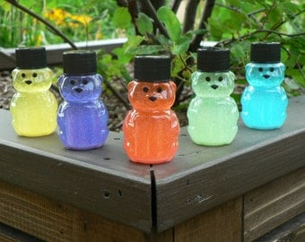 Calming Bear Set of 5 for Anxiety Relief / Sensory Toy /