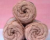 Kacenka by Nitarna Ceska Trebova, 50g 1 ball, soft cotton/acrylic yarn