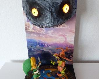 The legend of Zelda Majora's Mask Lamp