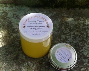 Skin Soothing Cream || Organic Healing Cream