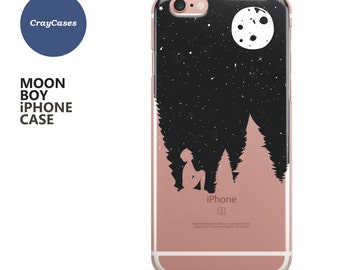 Moon iPhone 6 Case, Moon iPhone 7 Case, Moon iPhone 7 Plus Case, Moon iPhone 6/s Case, also available for iPhone 6/s Plus (Shipped From UK)