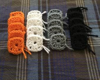 Crochet Granny Square Centers
