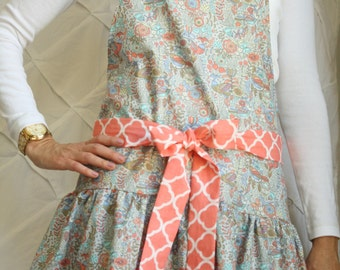 Peach Bliss Apron