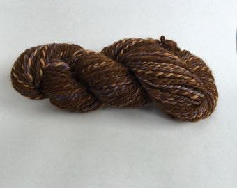 Beorn, Hand Spun Yarn, Gibbous Knits DK