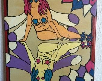 Woman Butterfly 5