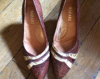 Pretty shoes vintage T 39