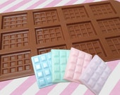 SALE Chocolate Bar Mold for Resin or Soap