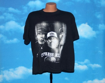 Cypress Hill Somethin' for the Blunted Black XL Tshirt Vintage 1992