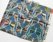 The Monarchy - Moonlit by Rashida Coleman-Hale for Cotton & Steel - Butterflies - Fat Quarter - Fabric Destash