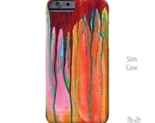 Abstract, iPhone 6s Case, iPhone 6 case, iPhone 6s plus case, Unique iPhone case, red iPhone cover, iPhone 5 case, iPhone 5S case, ingrid