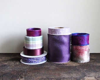 Assortment of Ribbon - Wine Collection – Destash Lot