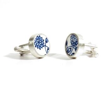 Porcelain Cufflinks