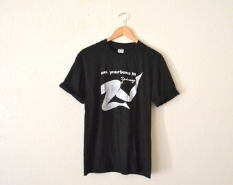 "1990's ""Sun Your Buns"" T-Shirt"