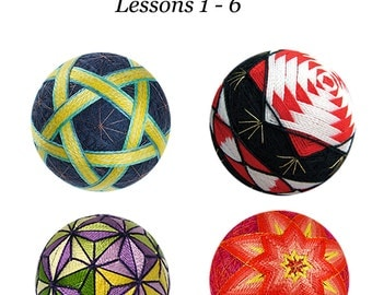 Temari Course - Level 2, Part 1 JTA Curriculum with Barbara B. Suess