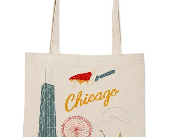 Chicago Everyday Tote