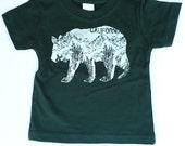 Kids CAL BEAR Tagless ZT Tee T Shirt + Free Shipping