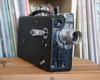 1930's Cine Kodak Model K 16mm Film Movie Camera