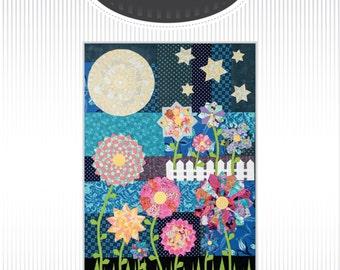 Spring at Midnight Quilt PDF Pattern
