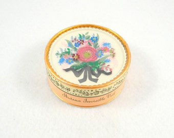 Vintage Elizabeth Arden Ardena Invisible Veil Full Powder Box