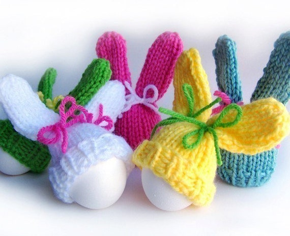 Knitting Pattern Rabbit Ears : Knitting pattern easter bunny patterns