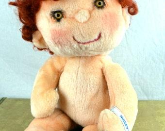 Vintage 1980s Hugga Bunch Doll - Hugsy