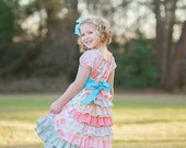 The Meadow dress by Corinna Couture Easter 2016