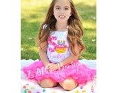 Shopkins Wishes Applique Shirt with number, Custom order, Shopkins Inspired Personalized shirt, Shopkins shirt, Shopkins Birthday Shirt