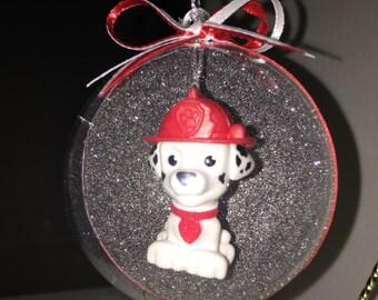Paw Patrol Ornaments