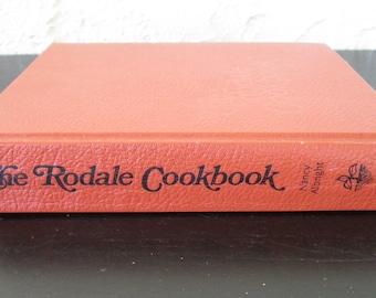 The Rodale Cookbook 1974