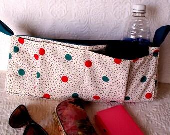 Purse Insert Liner, Fabric Insert Organizer, Purse Organizer, Pocketbook Insert, Handmade Handbag Insert, Tote Bag Organizer, Handmade Gift